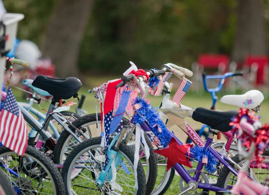 With a homespun twist,Gordon White beganthe nonprofit Project Peddle Pusher, which has a mission to collect used youth bicycles, fix and clean them up and distribute to underprivileged children during the holidays. Photo: Daniel Wang