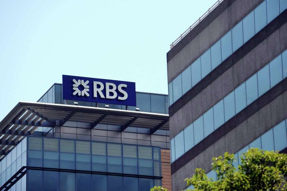 Royal Bank of Scotland's Americas headquarters are located at 600 Washington Blvd., in downtown Stamford. Photo: Michael Cummo / Hearst Connecticut Media / Stamford Advocate