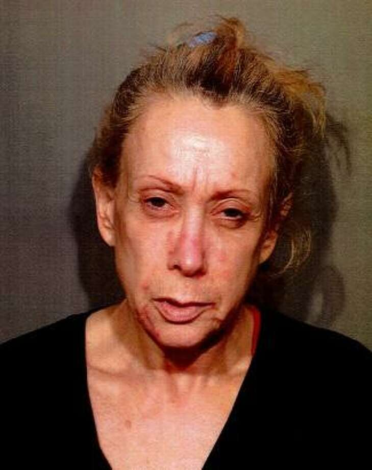 Sheryl Moroch, 56, of Milport Avenue in New Canaan, Conn. was charged with sixth-degree larceny on Oct. 25, 2017. Photo: Contributed Photo / Contributed Photo / New Canaan News contributed