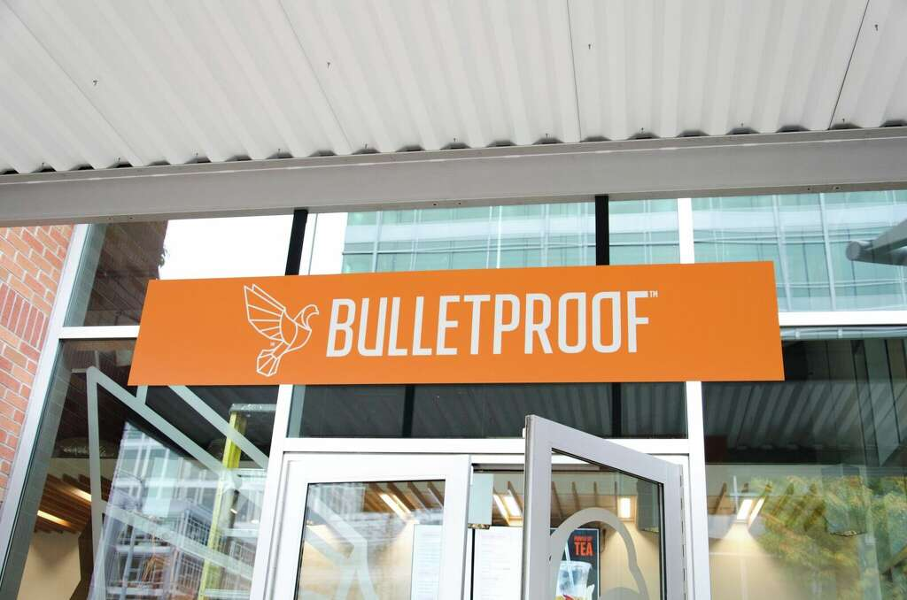 The exterior of the Bulletproof Cafe in South Lake Union in Seattle. Photo: Courtesy Bulletproof