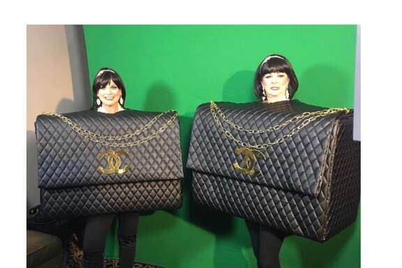 """Boxtume  """"Chanel Purses"""" - Terri Courtney (left) from Spring"""