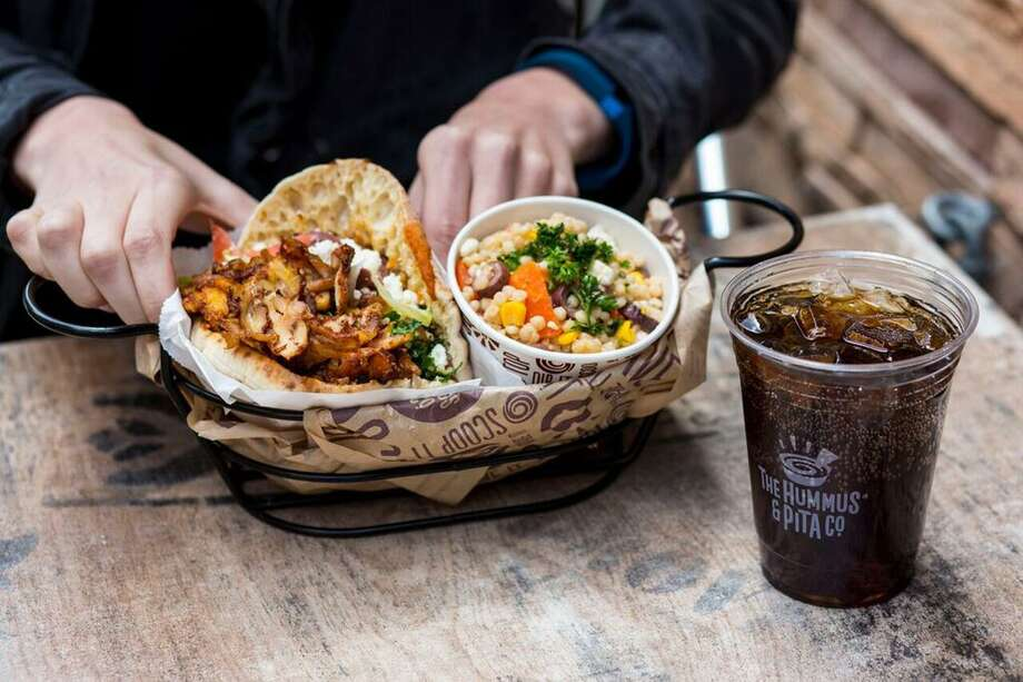 The Hummus and Pita Co. will be expanding into the Danbury, Conn., area in 2018 with a location on Federal Road in Brookfield. Photo: Contributed Photo / Hearst Connecticut Media / The News-Times Contributed
