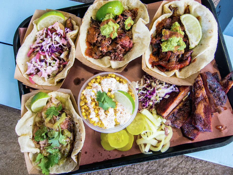 Valentina's Tex-Mex BBQ in Austin arguably set the trend for blending the cuisines. Photo: J.C. Reid