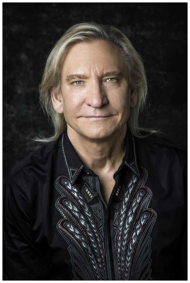 Joe Walsh will headline the Vets Rock concert. Photo: Mohegan Sun / Contributed Photo / ©MyriamSantos