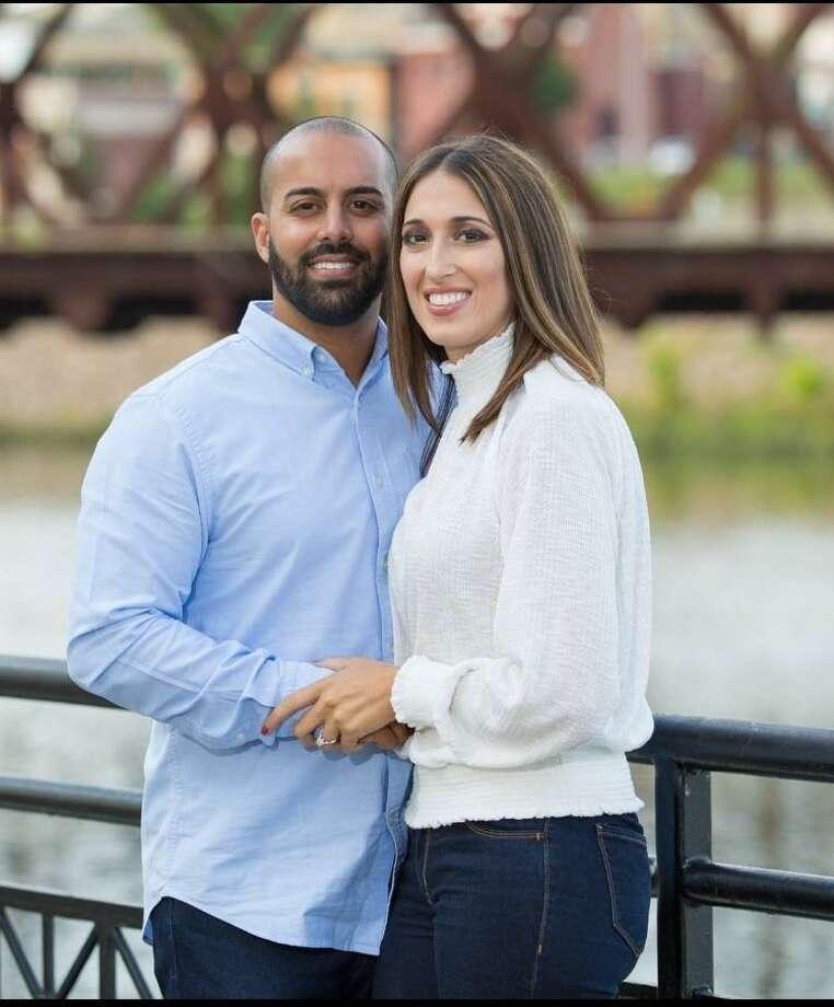 Kennedy Jattan Jr. and Jessica Aurora Critelli Photo: / Contributed Photo