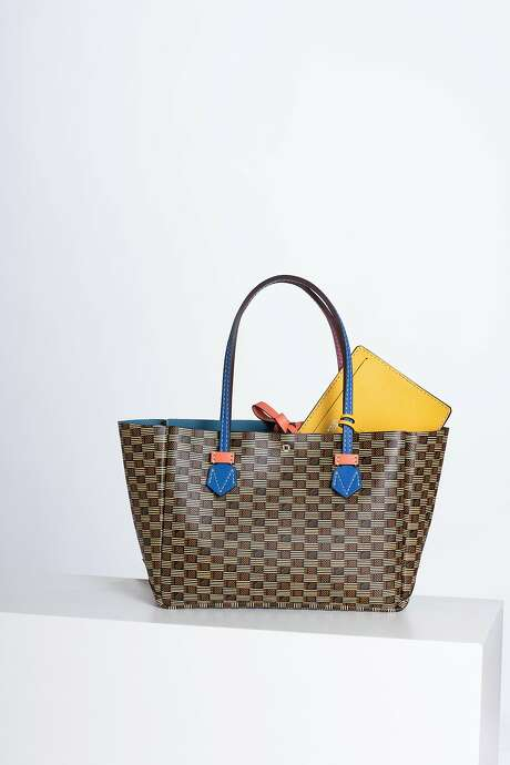 """Moreau-Paris Bregancon Open Tote Good for: The Francophile COO who prefers an understated """"less is more"""" aesthetic while #WFH (working from home) in Napa. Made in: France Price: $2,700-$3,100, https://moreau-paris.com Photo: Moreau"""