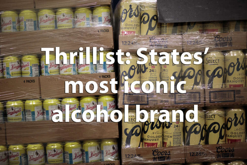Thrillist has named the most iconic beer or distilling company for each state in the union. Check out what they have to say and whether they have it right.