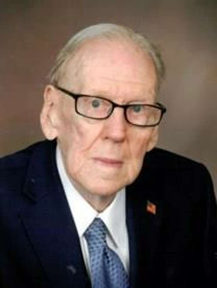 "Harold W. ""Red"" Rethmann worked for Southwest Research Institute after leaving the Air Force. Photo: Courtesy Photo"