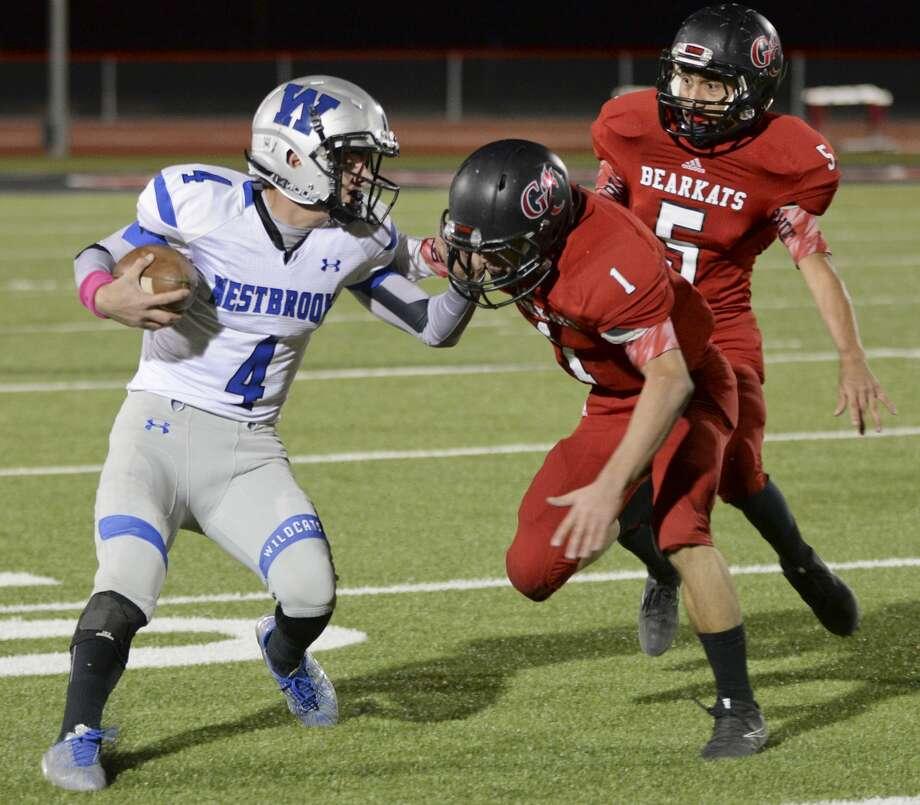 HS FOOTBALL: Defense leads Garden City to state quarterfinals ...