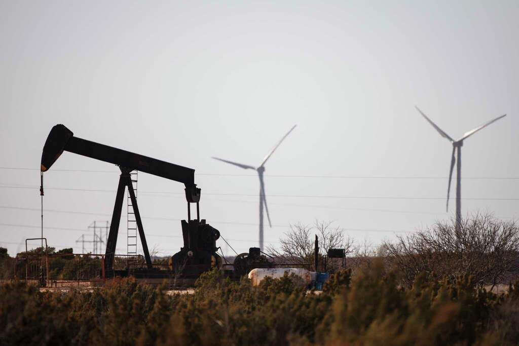 Wind power blows past coal in Texas - Houston Chronicle