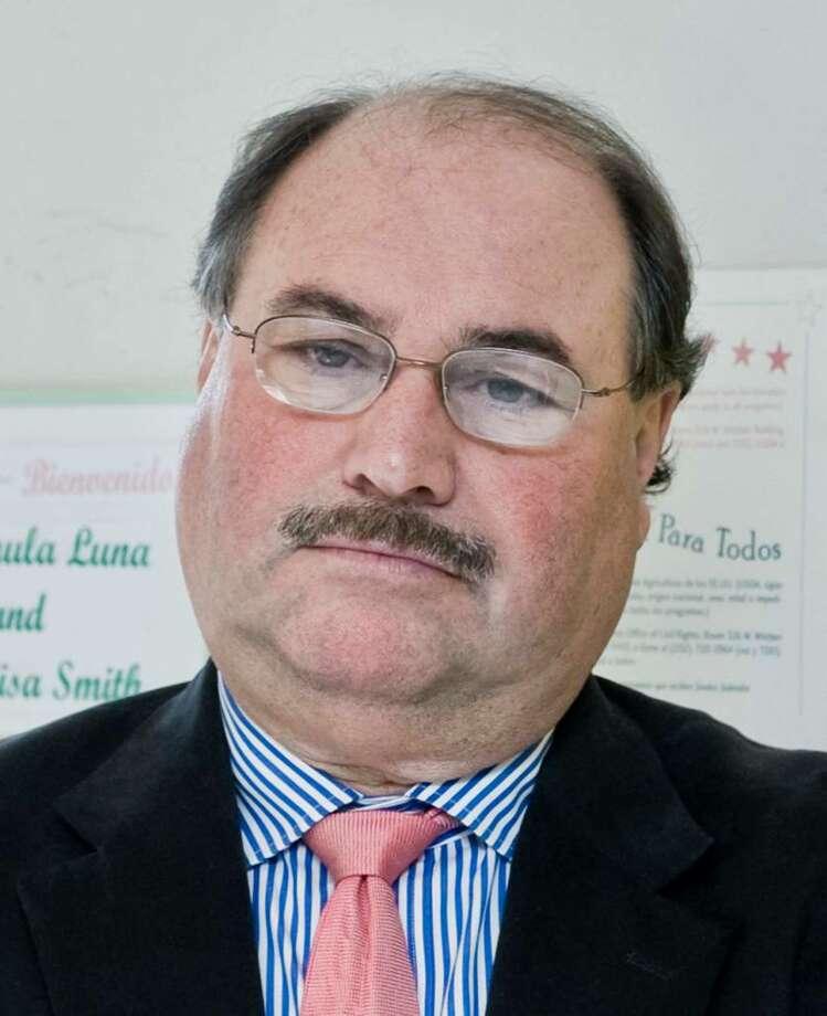 Dr. Sal Pascarella, Danbury schools superintendent. Photo: File Photo / The News-Times File Photo