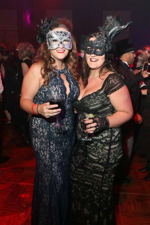 Were you Seen at The Masquerade, a benefit for  Ronald McDonald House Charities of the Capital Region, Inc., held at  The Schenectady Armory in Schenectady on Friday, Oct. 27, 2017? Photo: Joe Putrock/Special To The Times Union