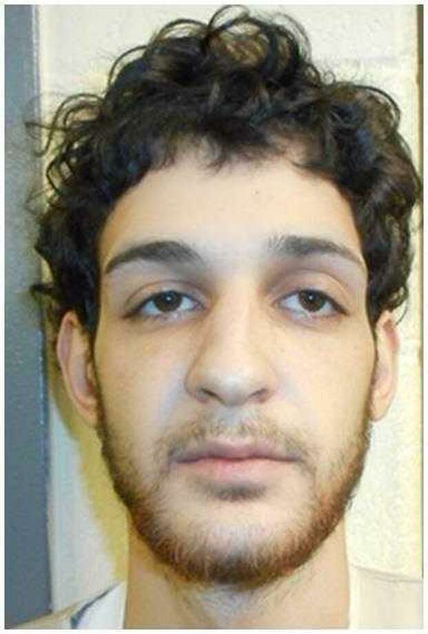 Reynaldo Canales, 23, of Stratford Photo: Westport Police Department