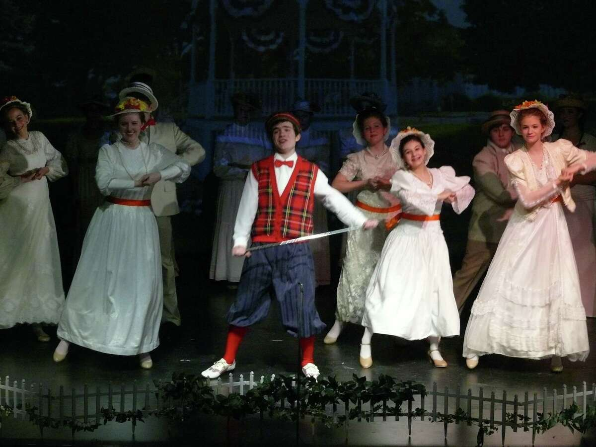 Don't miss out as Norwalk's award-winning youth theater, Crystal Theatre, kicks off its 30th season with the historical musical,