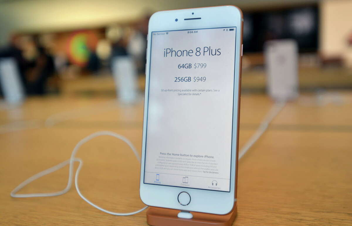Consumer tech: iPhone 8
