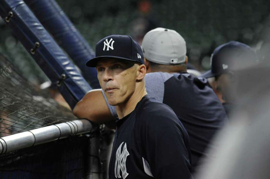 Register columnist Chip Malafronte says that there are few better suited to managing the Yankees than Joe Girardi, who was recently let go. Photo: Andrew Savulich / New York Daily News / New York Daily News