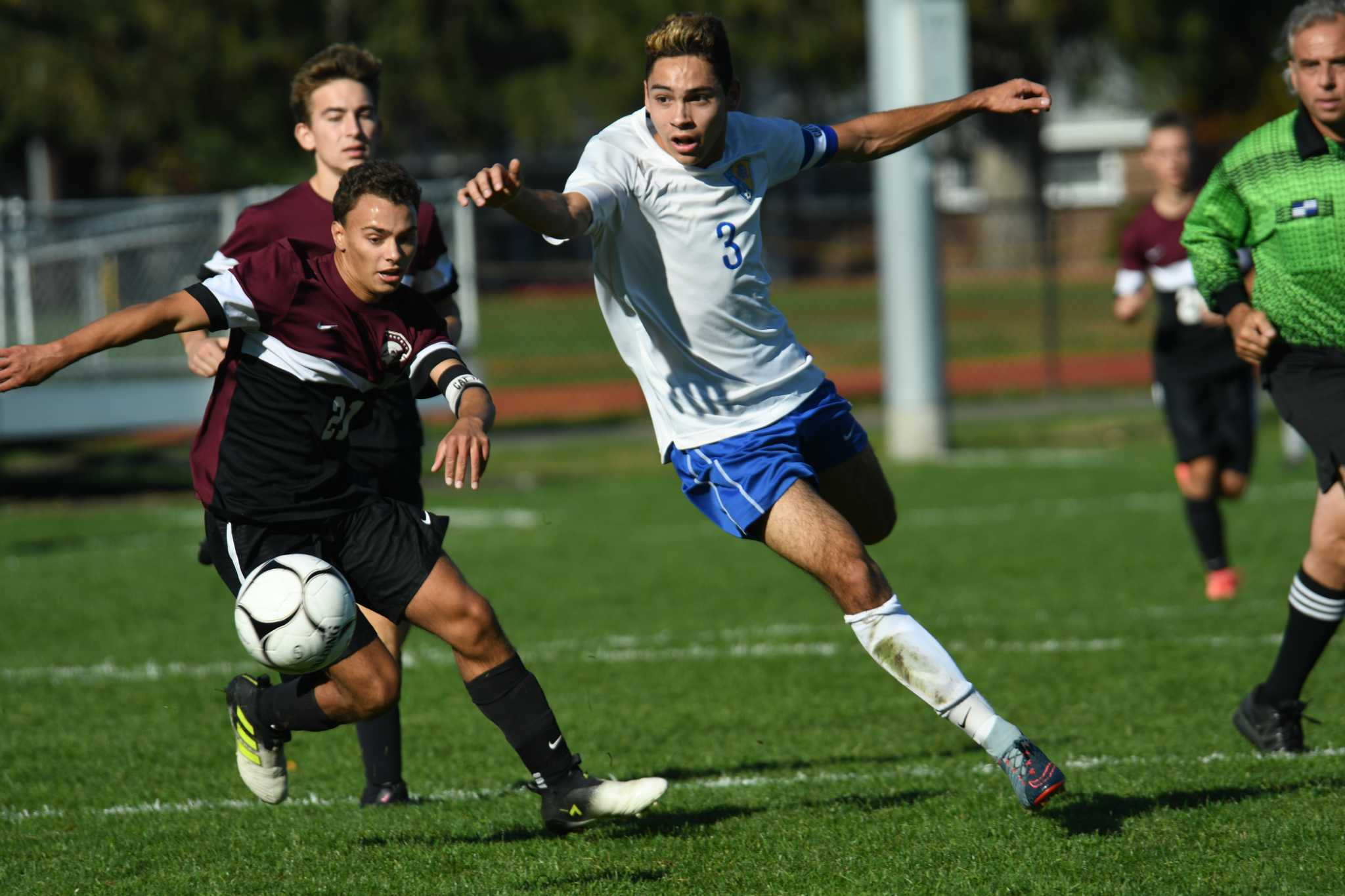 Times Union Boys Soccer Large School All Stars Times Union