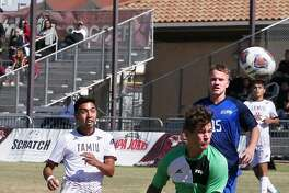 Rodrigo Zuniga scored the lone goal of the game for TAMIU as the Dustdevils were eliminated 2-1 at No. 3 Midwestern State on Friday night in the Heartland Conference Semifinals.