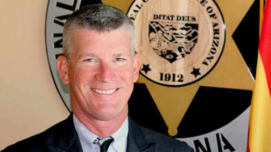 Steve Henry of Pinal County, Arizona, was most recently chief deputy at the Pinal County Sheriff's Office. Photo: Courtesy Photo