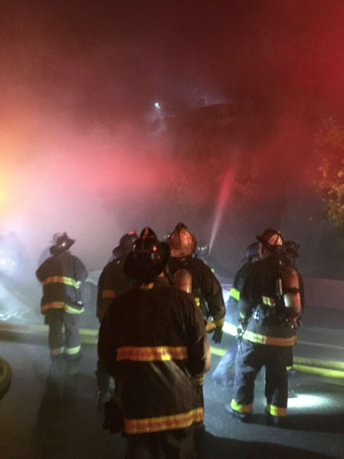 One person was killed in a house fire in San Francisco early Sunday morning.