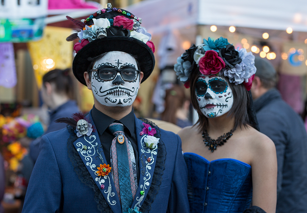 Fotos Del Cangri Muerto: San Antonio Honors The Dead In Annual Día De Los Muertos