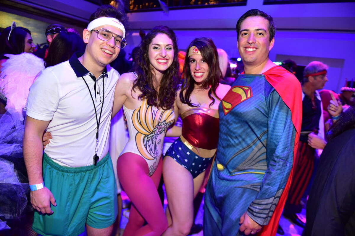 Halloween Party at Houston Museum of Natural Science on Saturday October 28, 2017