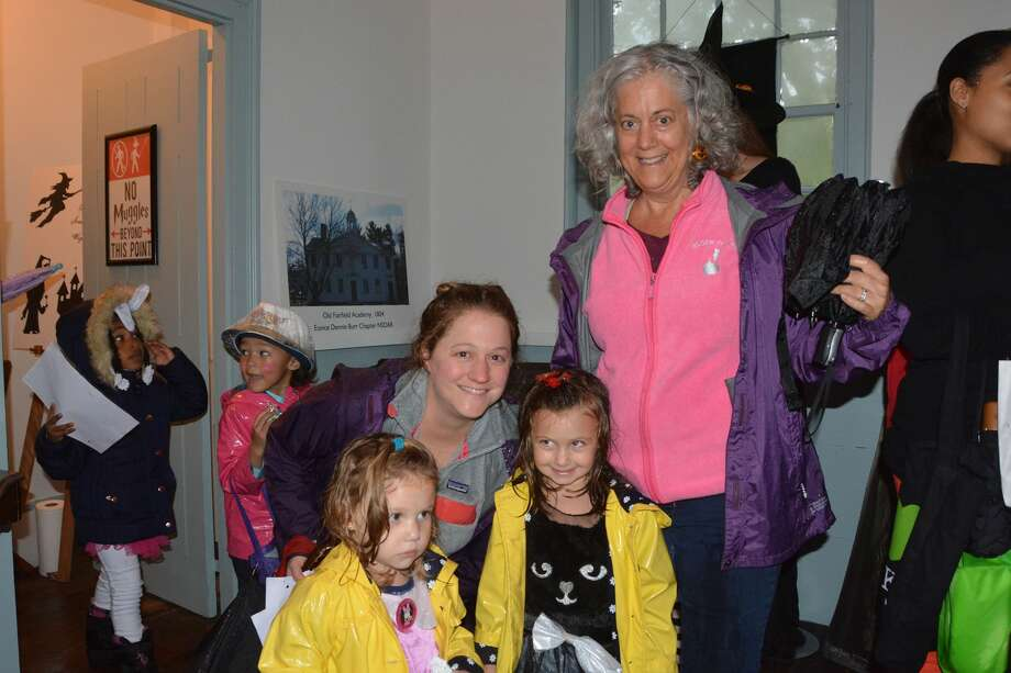 The Fairfield Museum and History Center held the second annual Halloween on the Green on October 29, 2017. Halloween revelers enjoyed trick-or-treating, giveaways, displays in the historic buildings, and kid-friendly games and activities. Were you SEEN? Photo: Vic Eng / Hearst Connecticut Media Group