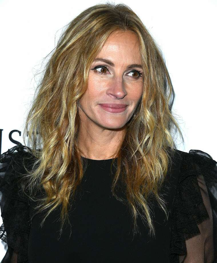 GALLERY: Bay Area celebrity sightings in 2017Actress Julia Roberts celebrated her 50th birthday in San Francisco with a Mission District shopping spree in October. According to sources, the star bought clothes in boutiques Voyager and Taylor Stitch. Photo: Steve Granitz/WireImage
