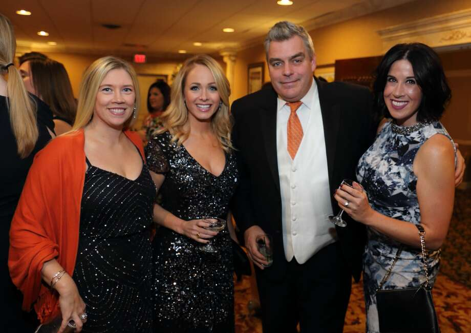 Were you Seen at the Carter's Crew 3rd Annual Orange Tie Gala, a benefit for the autism community through the Autism Society of the Greater Capital Region, at Mallozzi's in Schenectady on Saturday, Oct. 28, 2017?  Photo: Gary McPherson - McPherson Photography