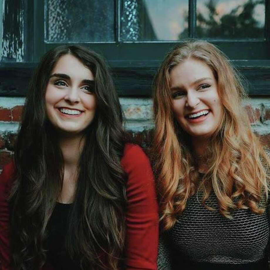 Madison (left) and Jordan Skinner, 21, of Lumberton have created a musical duo called Jaye Madison while they've been attending college in Nashville, Tennesse. Photo: Jaye Madison Facebook Photo: Photo: Jaye Madison Facebook