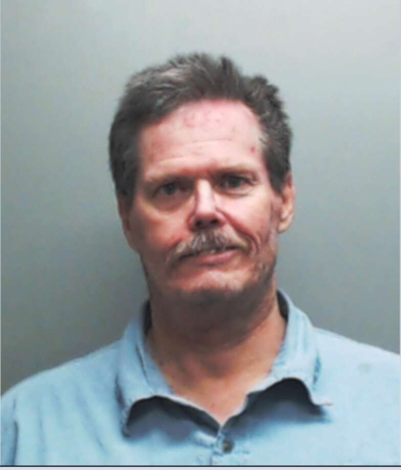 William Frame, 54, is accused of a shooting a man in a neighboring hotel room.