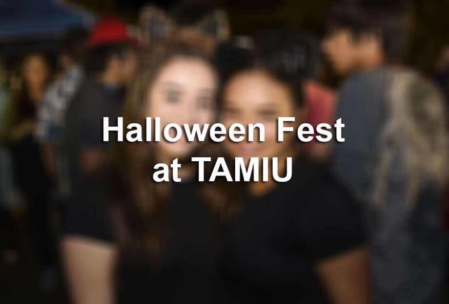 Click through this gallery to see the best costumes from Halloween Fest 2017 at TAMIU. Photo: LMTonline