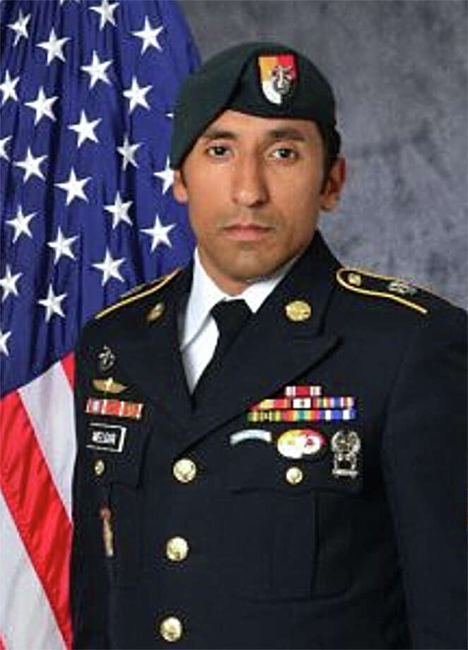 Staff Sgt. Logan Melgar was killed June 4 in Bamako, Mali. Photo: Army Special Operations Command Photo / handout