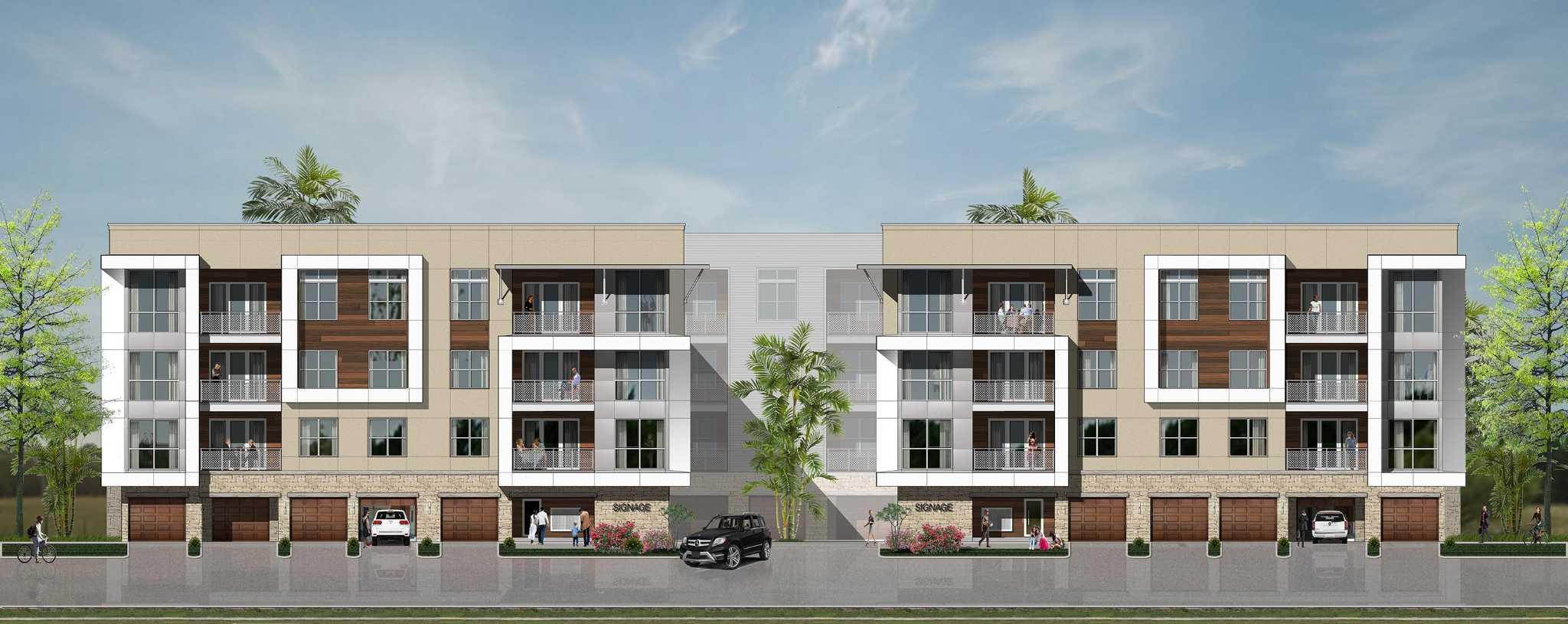 hines plans luxury apartment complex at the rim san antonio express news. Black Bedroom Furniture Sets. Home Design Ideas