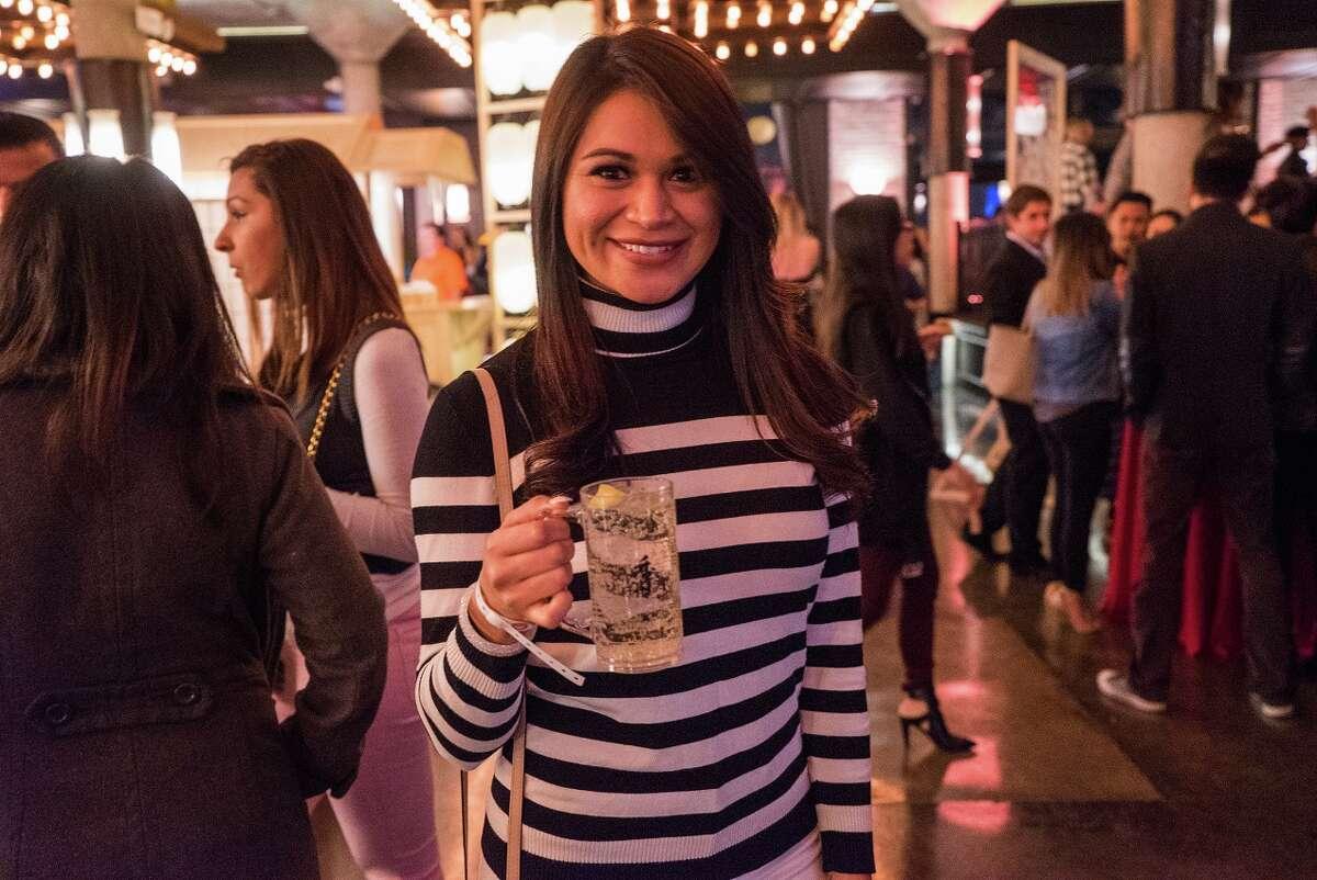 Scenes from 2017 Luckyrice festival held Oct. 27 at the Astorian. Suntory Whisky Toki was a major sponsor.