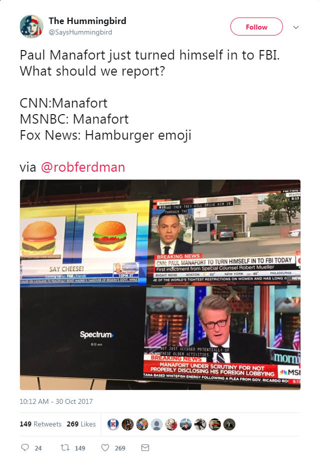 Fox & Friends' Mocked for Covering 'Emoji Cheeseburger Crisis' as