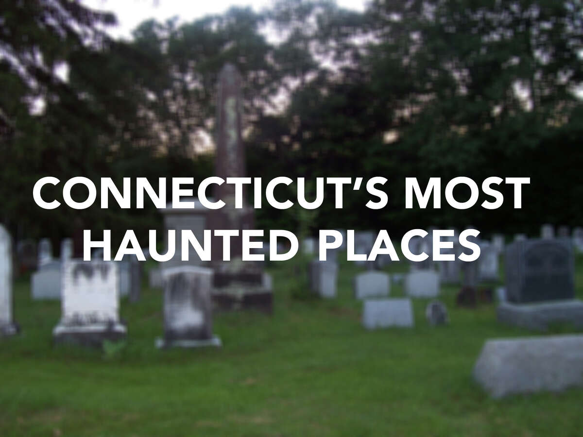Learn more about the Nutmeg State's most haunted places from Hearst Connecticut Media Group's own ghostbuster, Chris Garafola.