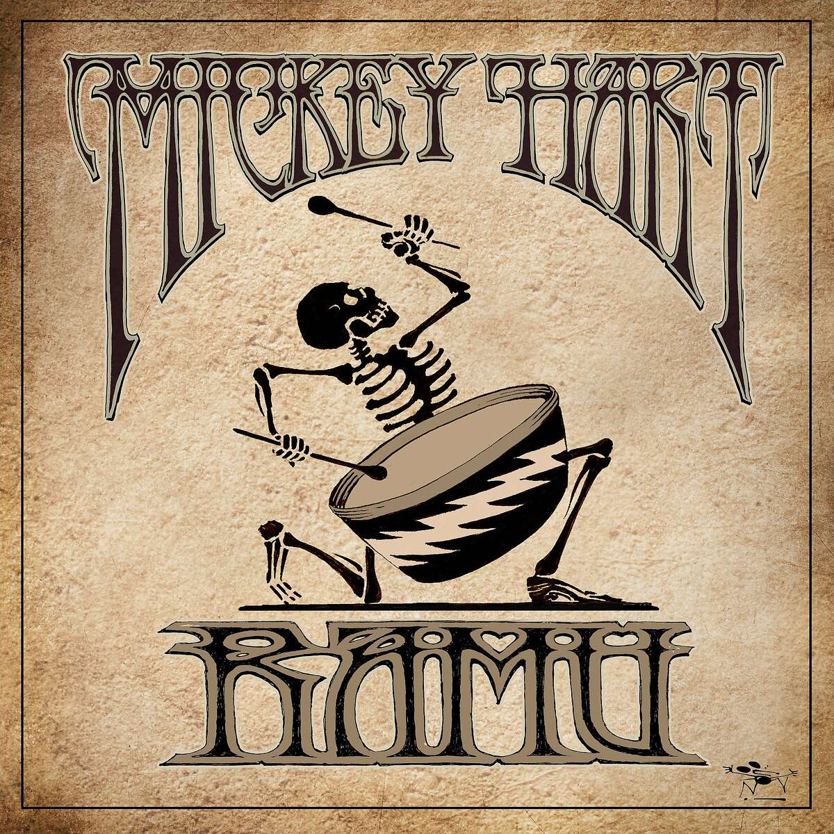 """Mickey Hart of the Grateful Dead has a new album titled """"RAMU"""" out Nov. 10."""