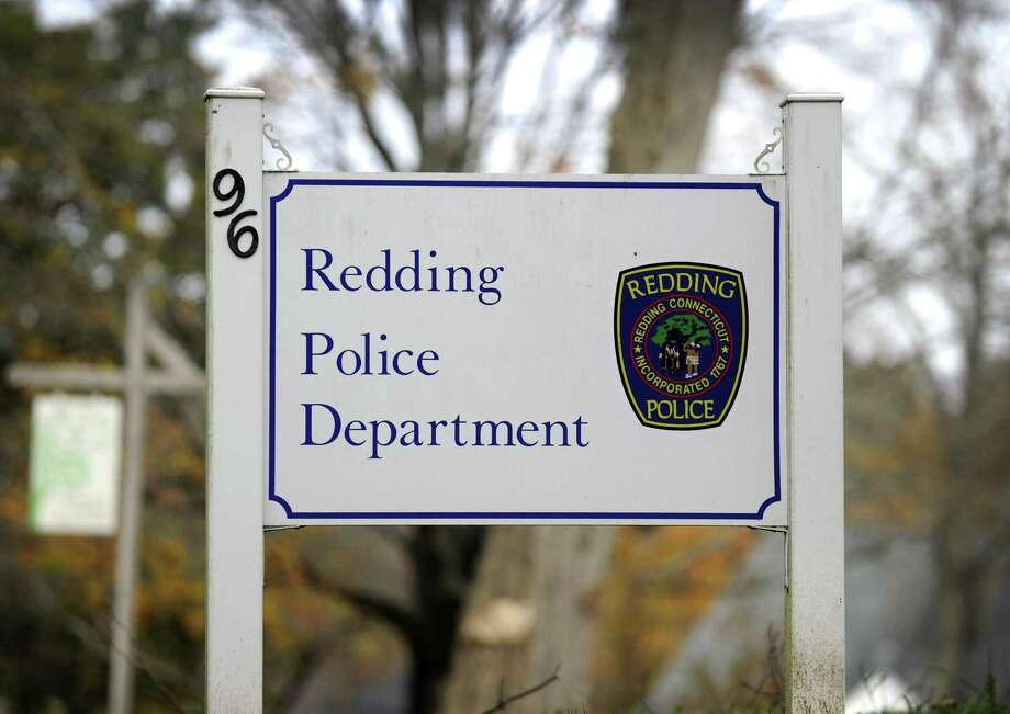 File photo of the Redding Police Department. Photo: Carol Kaliff / Hearst Connecticut Media / The News-Times
