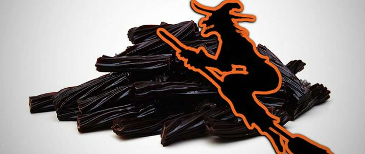 The U.S. Food and Drug Administration is warning people to not consume too much black licorice this Halloween season, as it can have serious health consequences. Image courtesy of the U.S. Food and Drug Administration.