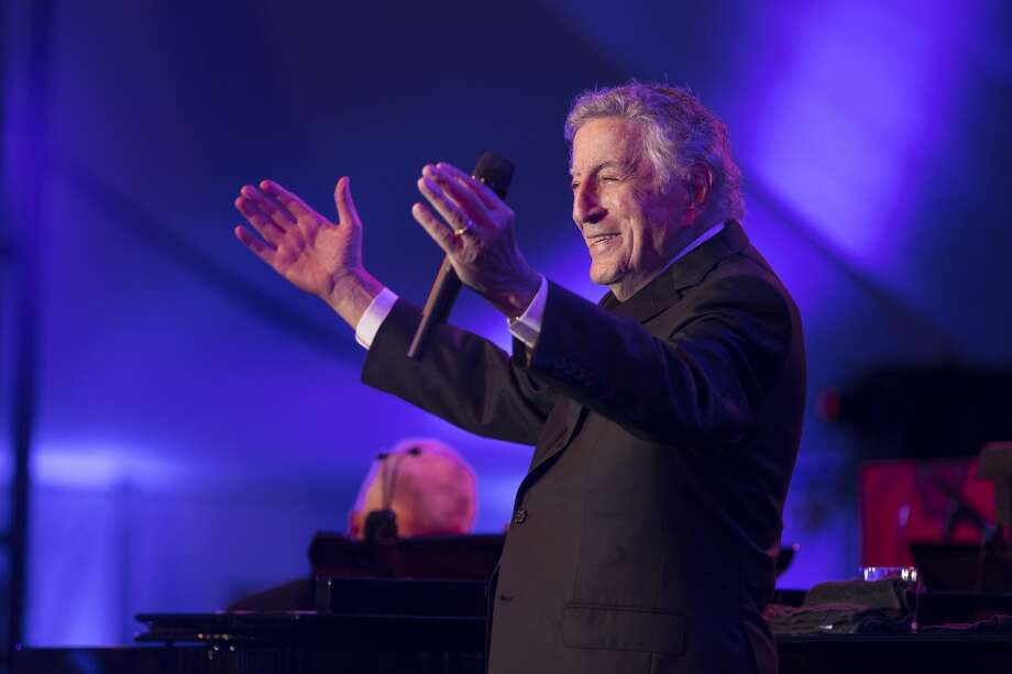 Tony Bennett headlined the Multiple Myeloma Research Foundation Fall Gala on October 28, 2017 at the Hyatt Regency Greenwich. The event honored Avery and Monte Lipman and Ryan Anthony. Actor James Naughton was the master of ceremonies. Were you SEEN? Photo: Julien Jarry
