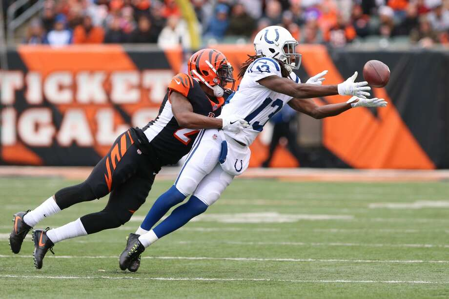 30. Indianapolis Colts (2-6)Previous: 30T.Y. Hilton and the Colts hung around with the Bengals in Week 8, but a win was just out of reach. Photo: Icon Sportswire/Icon Sportswire Via Getty Images