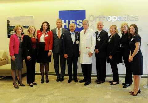 HSS opens orthopedics unit at Stamford Hospital