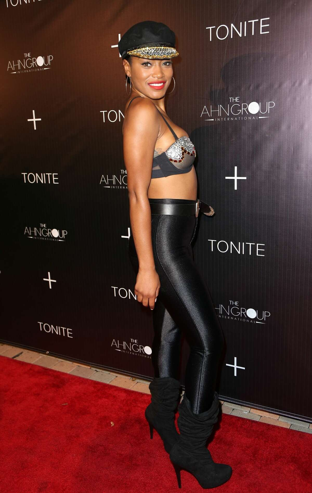 HOLLYWOOD, CA - OCTOBER 30: Actress KeKe Palmer attends the 2nd Annual Tonite Halloween Bash hosted by Justin Combs on October 30, 2016 in Hollywood, California. (Photo by Maury Phillips/Getty Images)