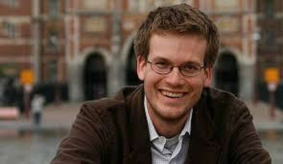 "John Green is the author of YA contemporary classics ""Looking for Alaska"" and ""The Fault in Our Stars."" His long-awaited new novel is ""Turtles All the Way Down."" Photo: Courtesy Photo"
