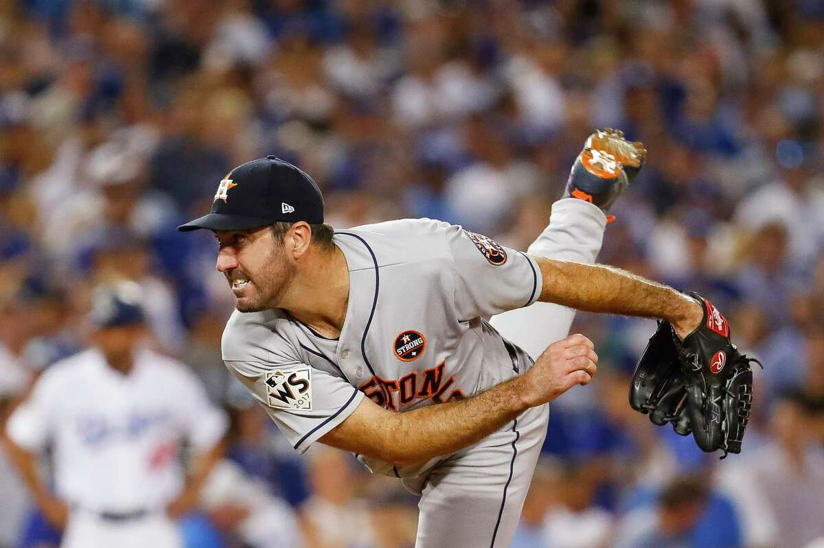After helping the Astros win their first World Series last season, ace Justin Verlander will be under contract in Houston for two more seasons.