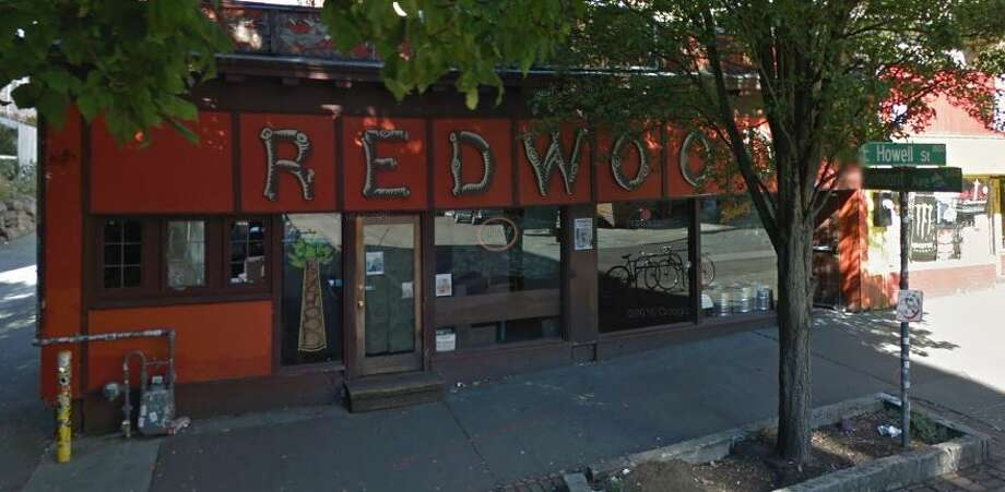 The Redwood on Capitol Hill will close on Halloween with one final bash before it makes way for a microhousing development. Photo: Google Maps