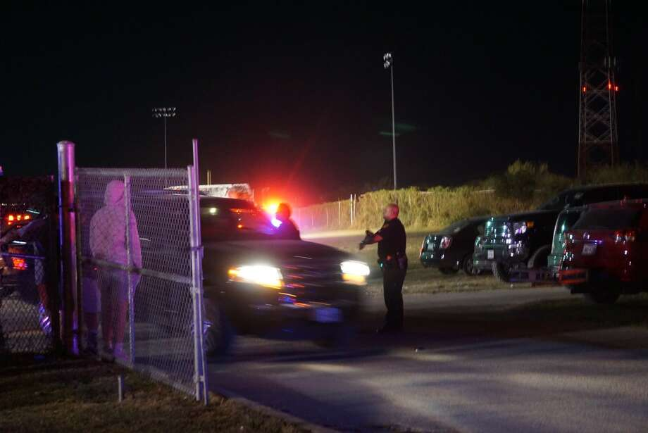 One person was found dead at the Heart of Texas Sports Complex about 8 p.m. Monday Oct. 30, 2017 in the 3100 block of Hiawatha. Photo: Jacob Beltran