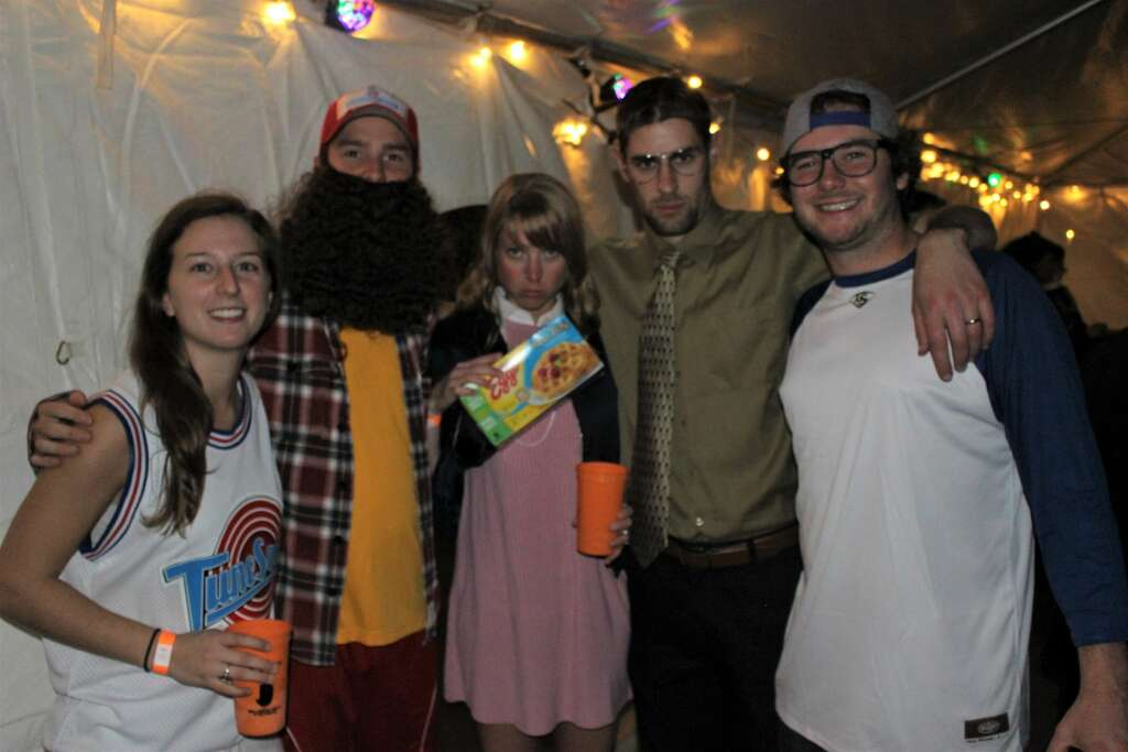 SEEN: Lark Street BID Halloween Party - Times Union