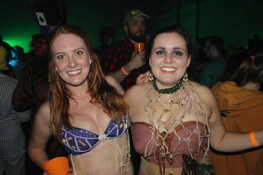 Were you Seen at Lark Street BID's Halloween Party at Washington Park Lakehouse in Albany, NY on October 28, 2017? Photo: Rezart Bushati